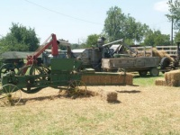 McLouth Threshing Bee
